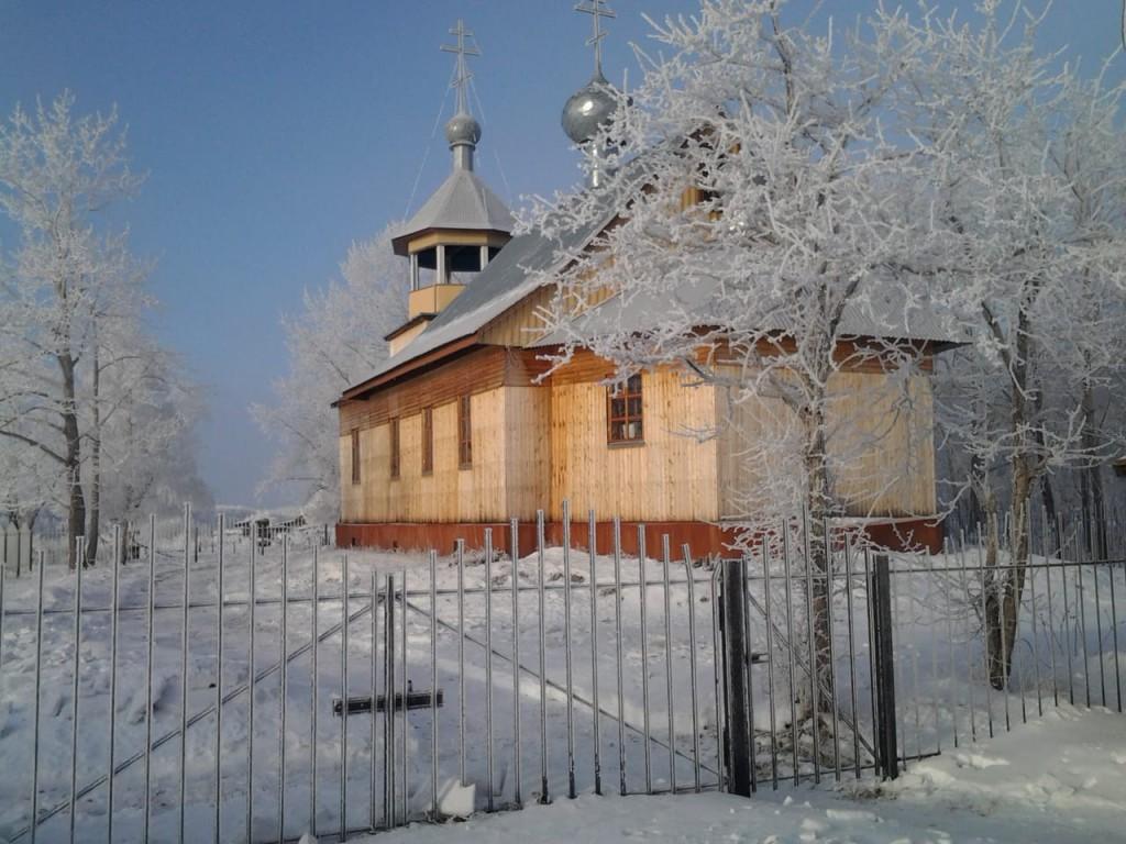 Тигильский храм Рождества Христова