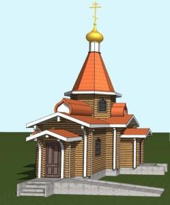 храм в Соболево