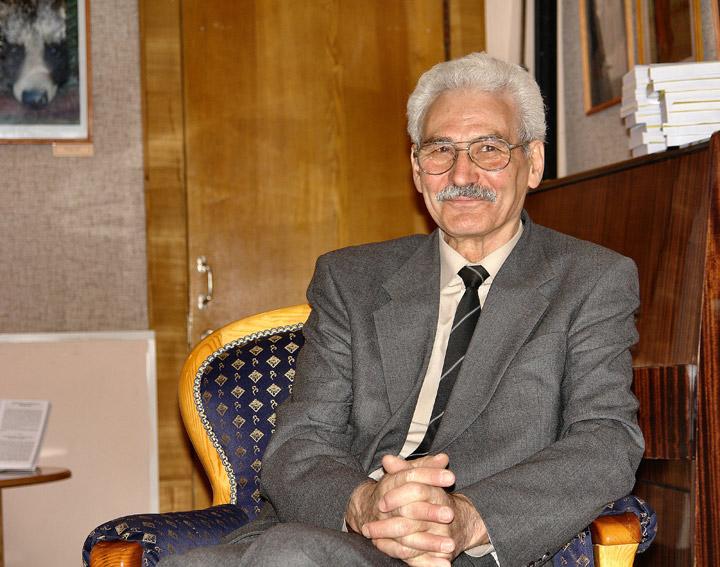 Артур Изосимович Белашов, директор Музея истории Православия на Камчатке