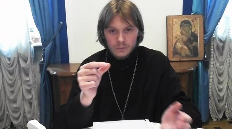 Секретарь Московской комиссии по больничному служению священник Михаил Голубков