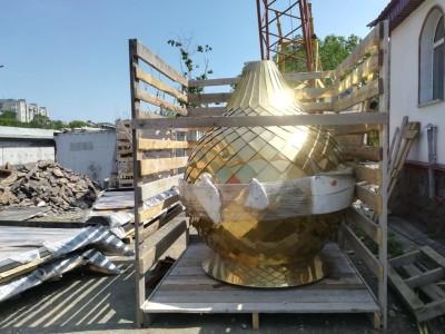 купола для с. Каменское
