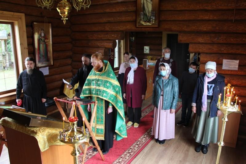 Миссионерская поездка в Мильковское и Усть-Камчатское благочиние
