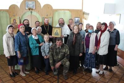 Храм Богоявления с. Мильково