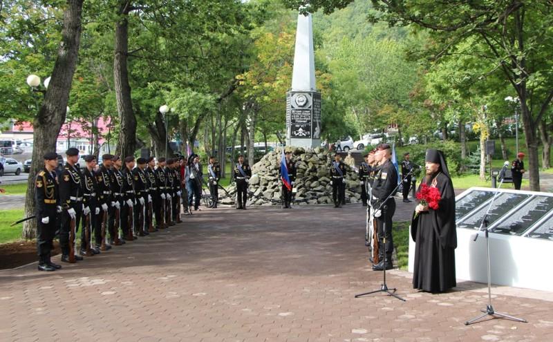 На Камчатке состоялся торжественный митинг, посвященный 75-й годовщине окончания Второй мировой войны