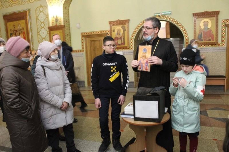 Викторина на знание биографии владыки Нестора (Анисимова)