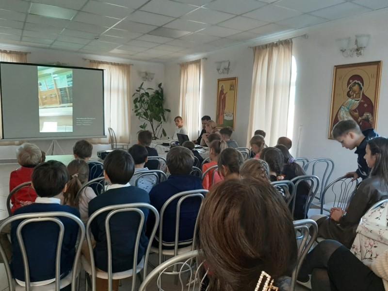 Воскресная школа при храме прп. Сергия Радонежского