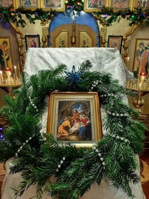 Храм Успения Божией Матери п. Усть-Большерецк
