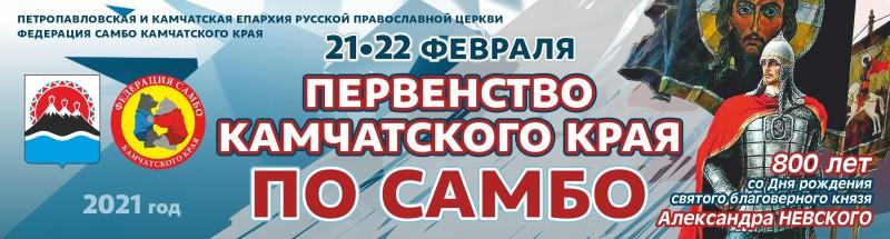 Баннер Соревнования в честь Александра Невского