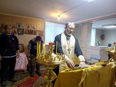 Молельный дом с. Лесная