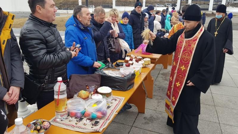 Кафедральный собор  г.Петропавловск-Камчатский