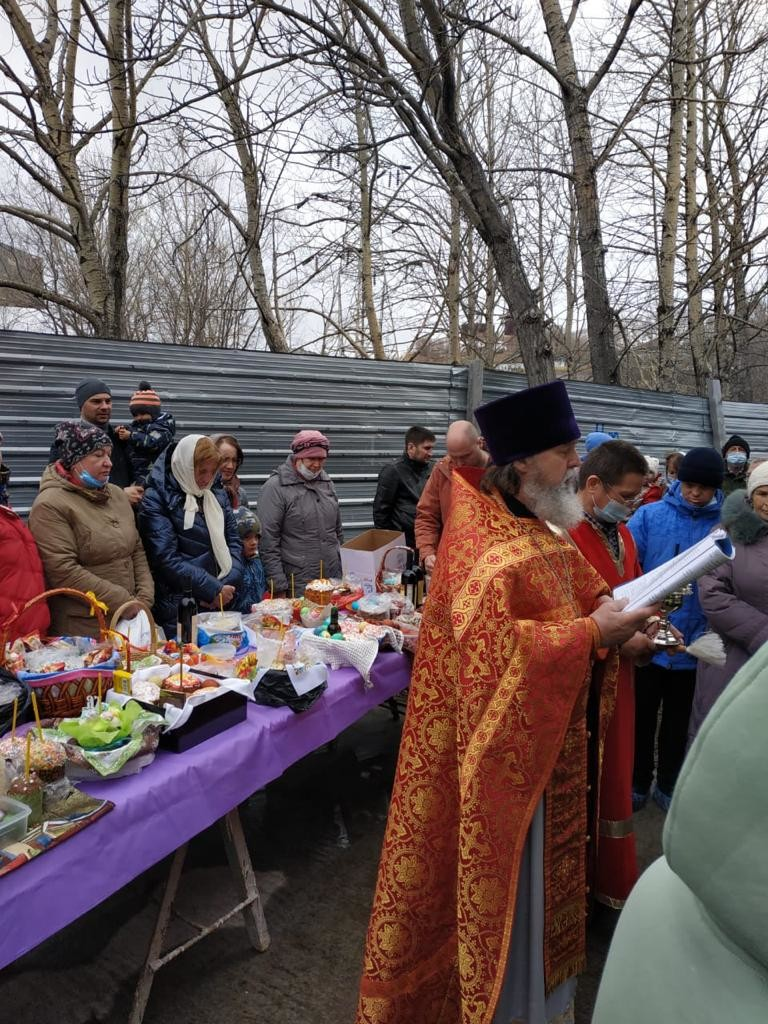 Храм мч. Трифона г. Петропавловск-Камчатский