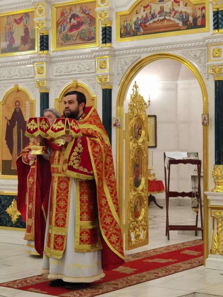 Свято-Троицкий храм г. Елизово