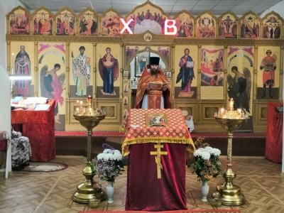 Храм Рождества Богородицы с. Ключи