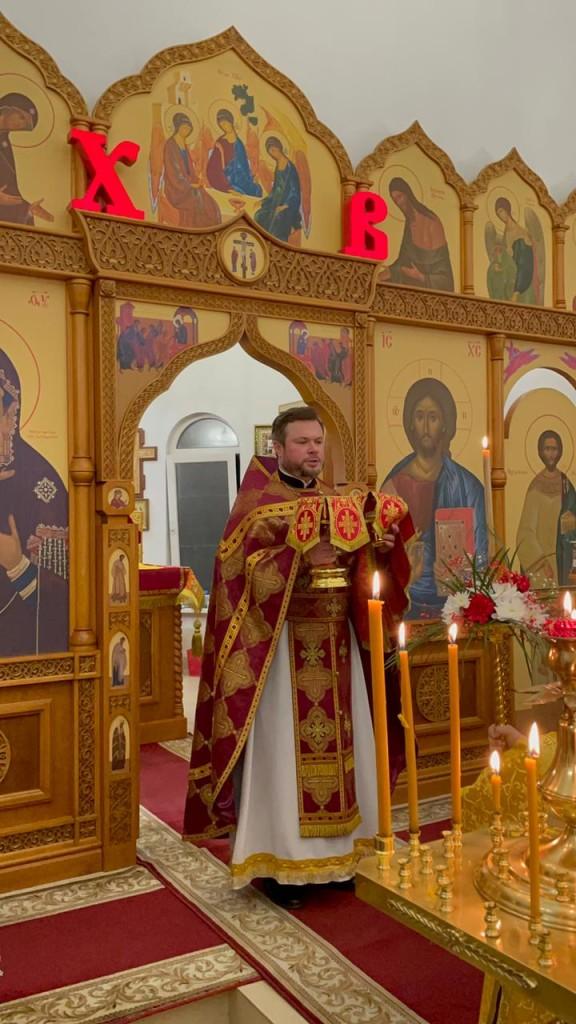 Храм  прп. Сергия Радонежского район Северо-Восток г. Петропавловск-Камчатский