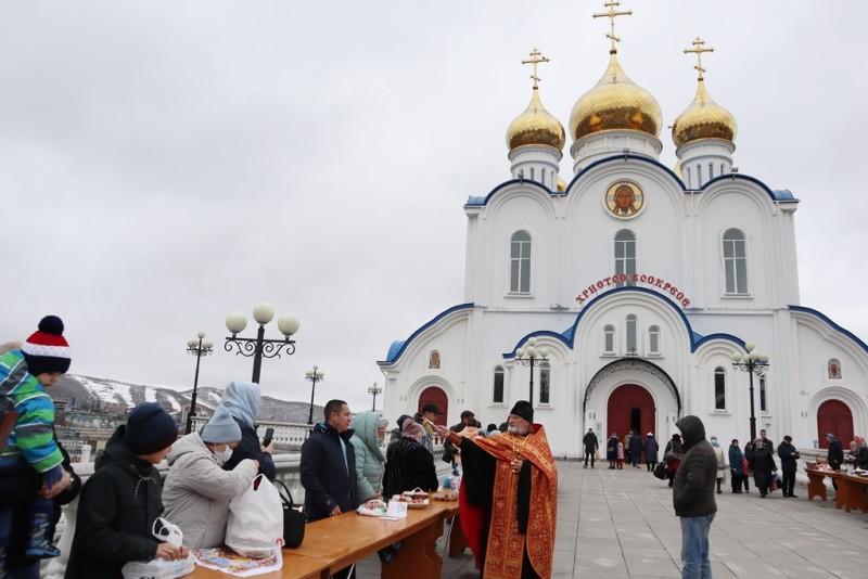 Кафедральный собор г. Петропавловск-Камчатский