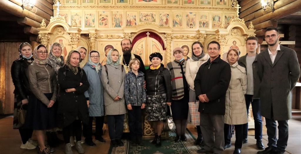 Епархиальная Паломническая служба проводит экскурсии по храмам и монастырям Камчатской епархии