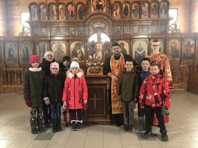 Храм Покрова Пресвятой Богородицы п. Усть-Камчатск