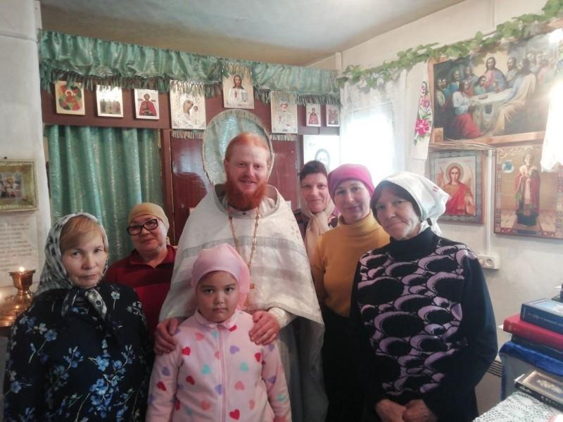 с. Каменское Пенжинского района Домовой храм