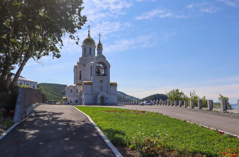 26 сентября - открытие нового учебного года Воскресной школы Морского собора