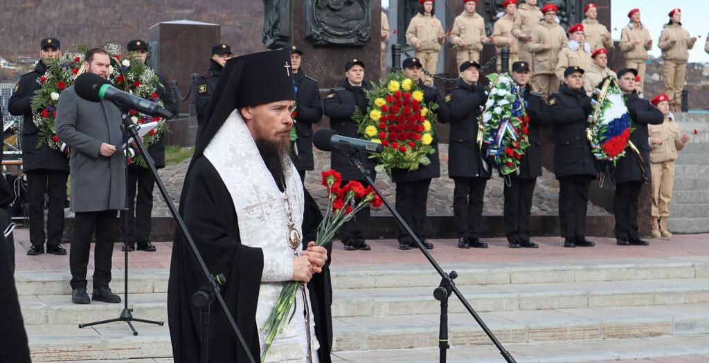 На Камчатке почтили память погибших моряков и рыбаков